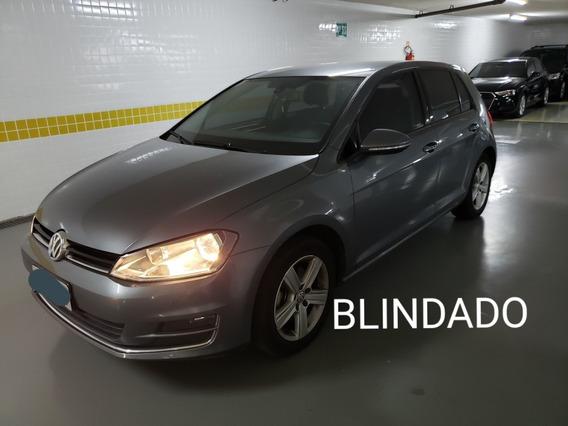 Volkswagen Golf 1.4 Tsi Highline 5p Automática 2015 Blindado