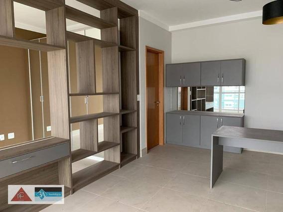 Apartamento Com 1 Dormitório Para Alugar, 55 M² Por R$ 3.000/mês - Tatuapé - São Paulo/sp - Ap5709