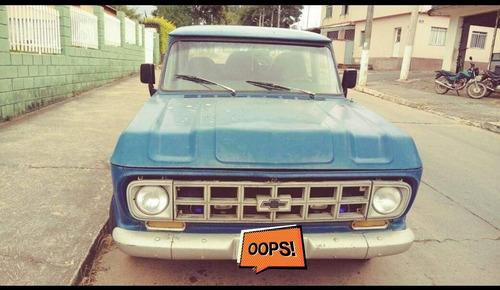Imagem 1 de 8 de Chevrolet A10