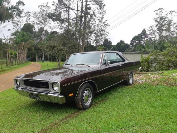 Dodge Dart 1976 Marrom Iguaçu