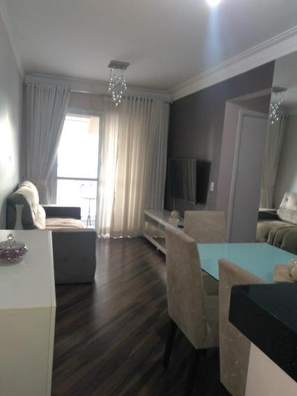 Apartamento Em Vila Augusta - Guarulhos - 332