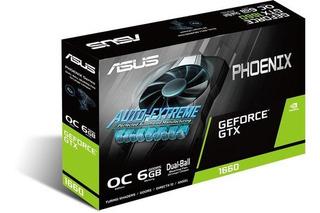 Tarjeta De Vídeo Asus Phoenix Nvidia Geforce Gtx 1660 Super