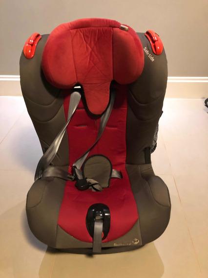 Cadeira Automóvel Para Criança Até 25 Kg Reclinável Safety