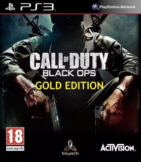 Call Of Duty Black Ops 1 Gold Edition ~ Ps3 Digital Español