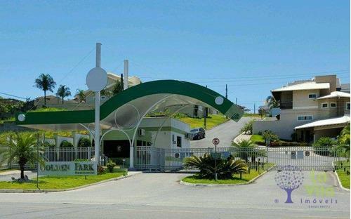 Terreno Duplo Venda No Golden Park, Condominio Fechado De Alto Padrão, Itoupava Central. - Te0198