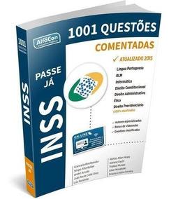 Livro 1001 Questões Comentadas Inss