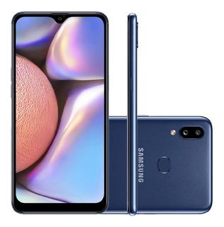 Smartphone Samsung Galaxy A10s 32gb Dualchip 6.2 4g Azul