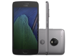 Motorola Moto G5 Plus Xt1683 32gb Platinum, Leia O Anúncio