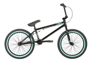 19 Bici 20 Bmx Haro Midway 20.5 Negro Gloss