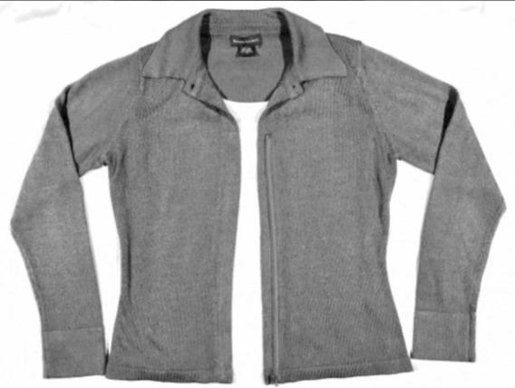 Saco Banana Republic Sweater Importada Con Cierre