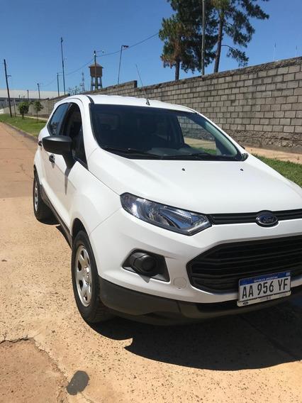 Ford Ecosport 1.6 S 110cv 4x2 2017 Negociable