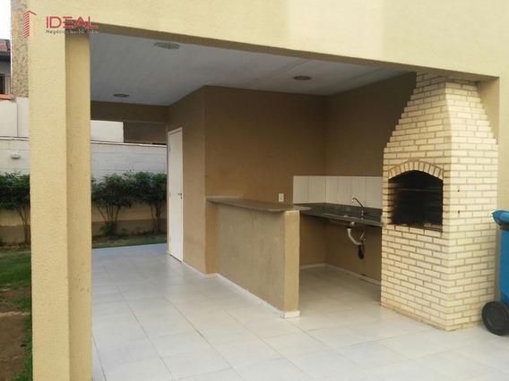 Apartamento Linear Em Parque Jóquei Club - Campos Dos Goytacazes - 5880