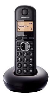 Teléfono inalámbrico Panasonic KX-TGB210 negro