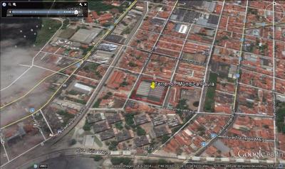 Galpão Comercial Para Venda E Locação, Parangaba, Fortaleza. - Ga0012
