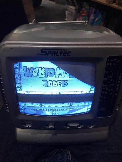 Tv Antiga Com Defeito