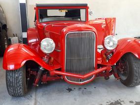 Cupe Chevrolet Hot Rod!! Vendo O Permuto (titular)