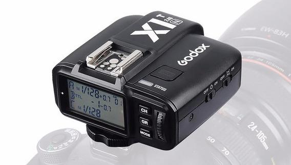Godox X1t-n X1n 2.4g Radio Flash Transmissor Nikon