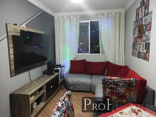 Imagem 1 de 15 de Apartamento Para Venda Em São Bernardo Do Campo, Taboão, 2 Dormitórios, 1 Banheiro, 1 Vaga - Taborose