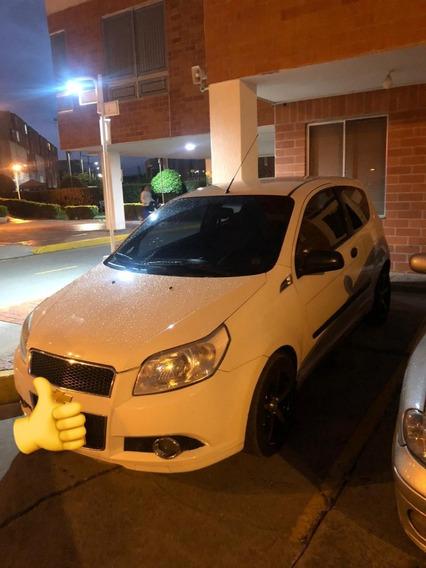 Chevrolet Aveo Emotion 2011 2011