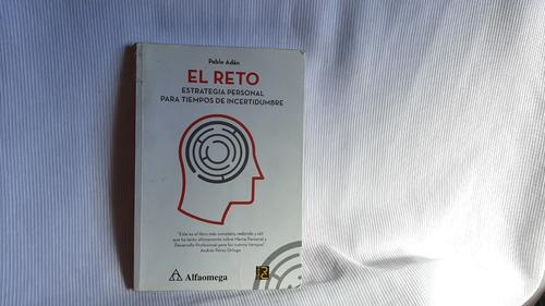 El Reto: Estrategia Personal Pablo Adan Alfaomega