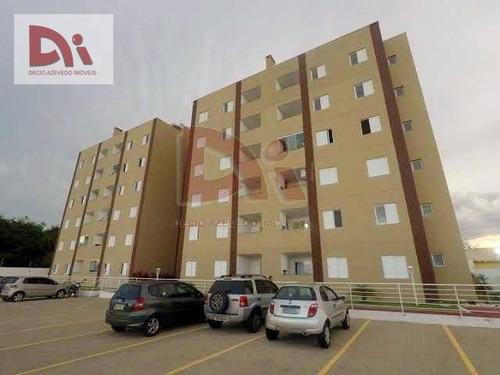 Apartamento Com 2 Dormitórios À Venda, 68 M² Por R$ 235.000,00 - Rancho Grande - Tremembé/sp - Ap0227