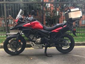 Suzuki Vstrom Dl 650 Abs - 2017
