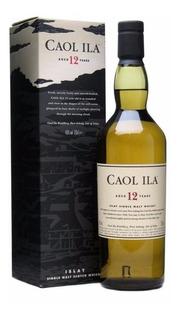 Caol Ila 12 Años Single Malt Whisky 750ml. Avellaneda.