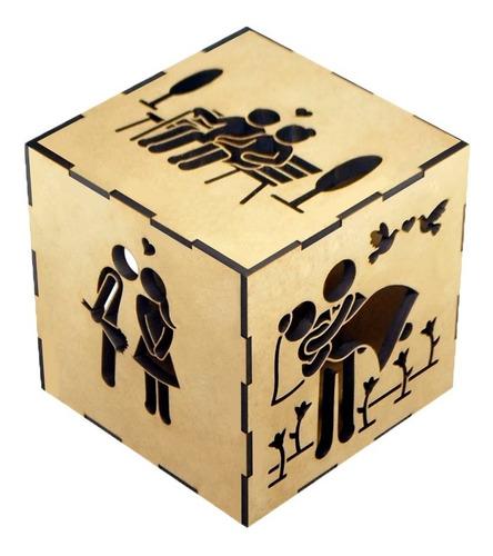 Imagen 1 de 6 de Uniquebox Regalo Personalizable Para Nobia Amor Cumpleaños