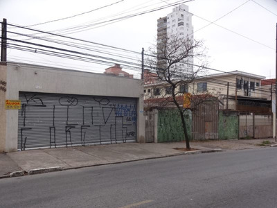 Terreno Em Rua De Forte Comércio. - 57-im137101
