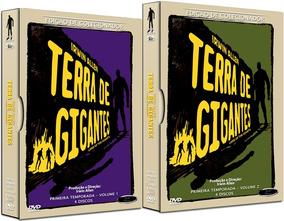 Terra De Gigantes 1º Temporada Completa Digibook