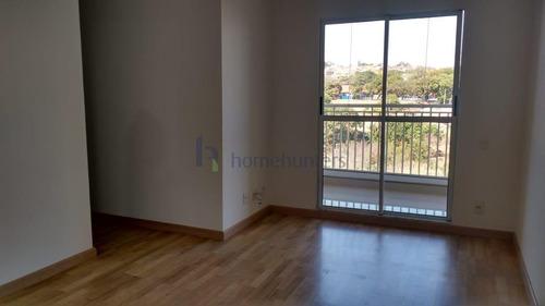 Apartamento À Venda, 61 M² Por R$ 300.000,00 - Residencial Parque Da Fazenda - Campinas/sp - Ap3628