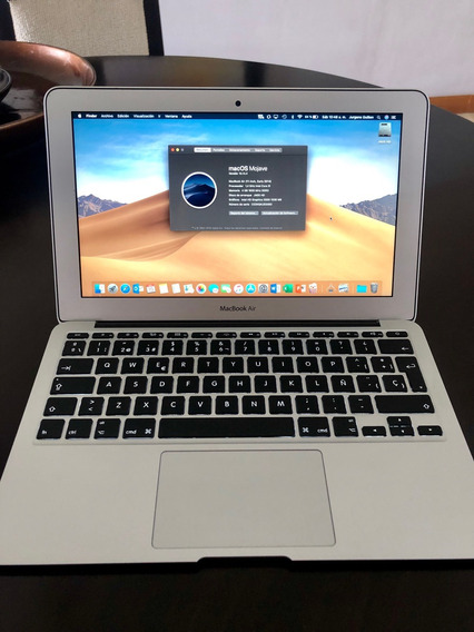 Macbook Air 11 Pulgadas I5 - Early 2014