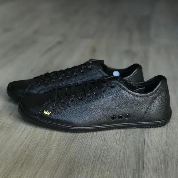 Tênis Osklen Arpex Flow Black Sole