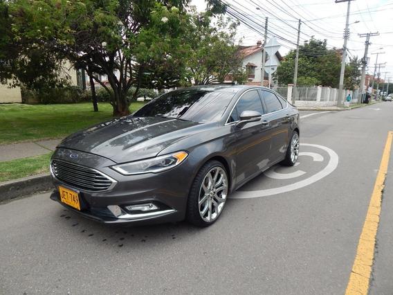 Ford Fusion Titanium 2.0 Aut