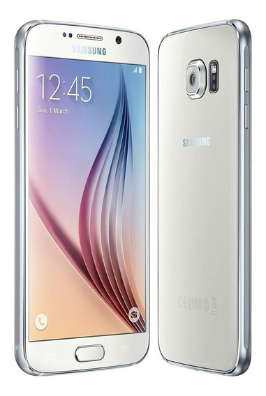 Celular Samsung Galaxy S6 Refabricado 32gb Liberado