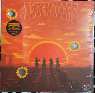 Sunset Riders Vinyl 25th Anniversary
