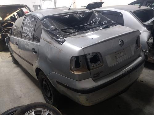 Sucata Polo Sedan  1.6 - Retirada De Peças