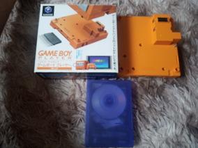Game Boy Player Game Cube Com Cd De Boot Japones