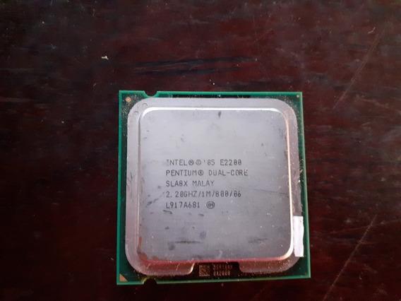 Processador Pentium Dual Core E2200 2.20ghz