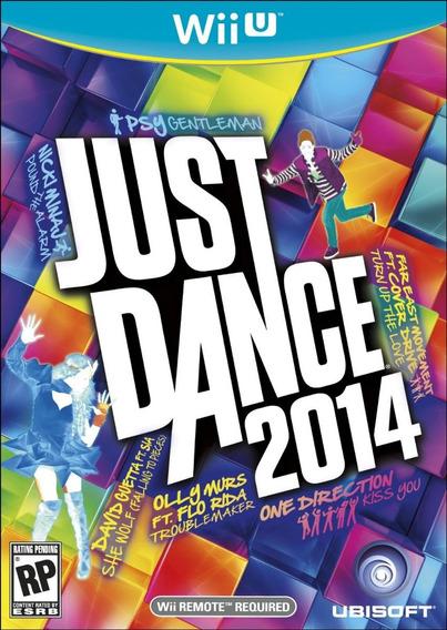 Jogo Novo Lacrado Just Dance 2014 Em Português Nitendo Wii U