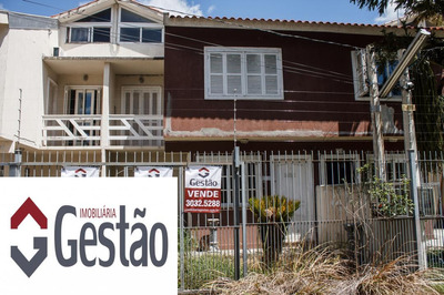 Casa / Sobrado Com 02 Dormitório(s) Localizado(a) No Bairro Niterói Em Canoas / Canoas - G3008