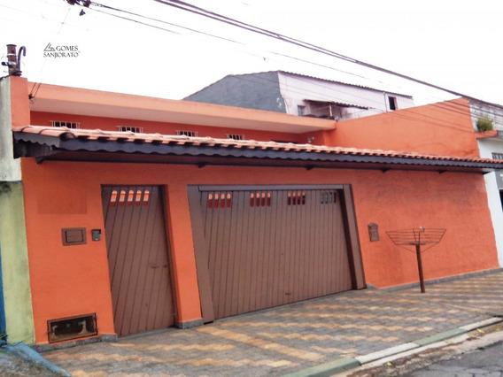 Casa A Venda No Bairro Parque São Vicente Em Mauá - Sp. - 2341-1