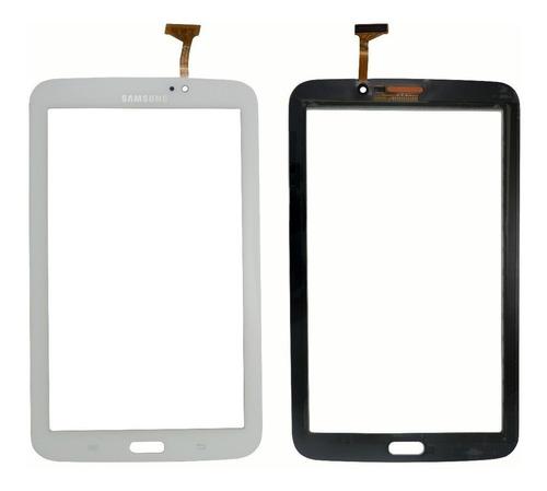 Imagen 1 de 3 de Táctil Samsung T210 Galaxy Tab 3 Blanco  Negro Garantizado