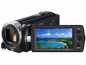 Filmadora Sony Dcr Sx22 Zoom Óptico 70x Preta