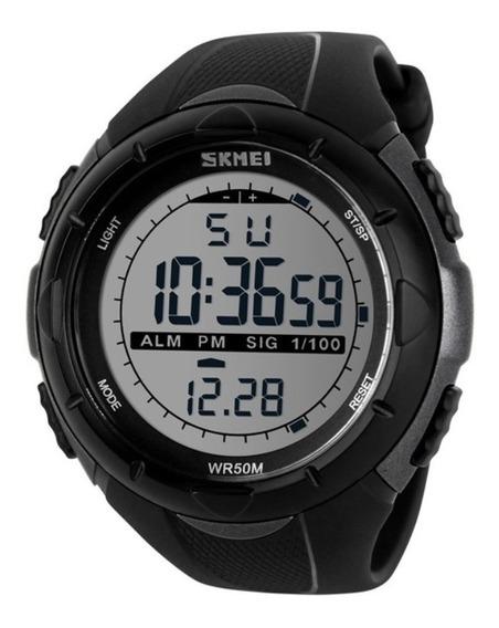 Relógio Masculino Esportivo Barato Digital Prova D