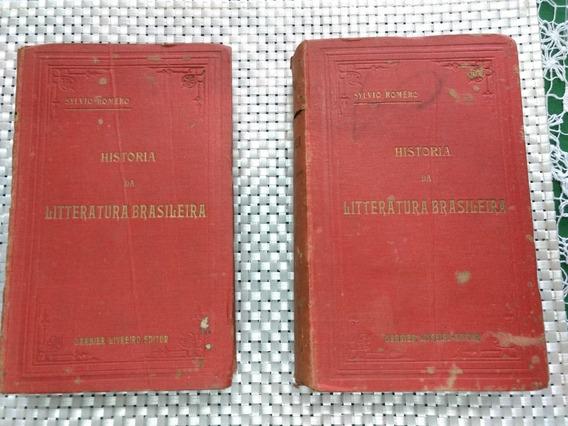 Enciclopedia Da Historia Da Litteratura Brasileira
