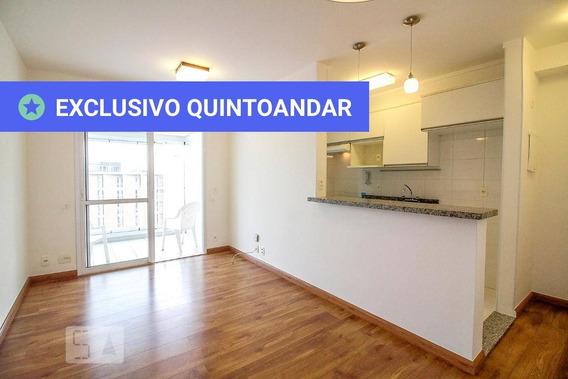 Apartamento No 15º Andar Com 2 Dormitórios E 1 Garagem - Id: 892957542 - 257542