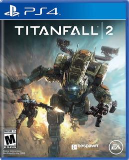 Titanfall 2 Ps4 Fisico Nuevo