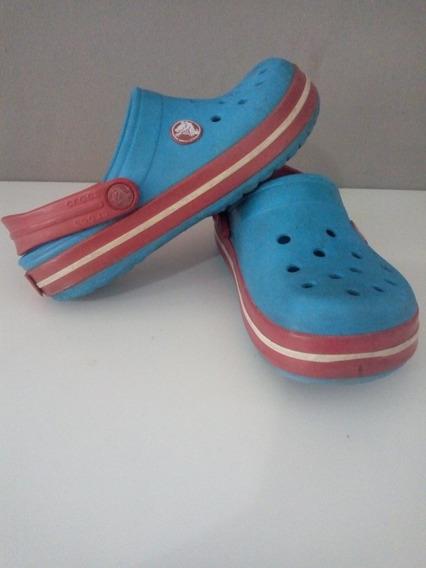 Crocs Clásicas Número 30 Usadas