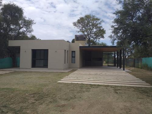 Valle Del Golf - Casa 3 Dorm- 880 M2 Terr- A Mts Cancha Golf